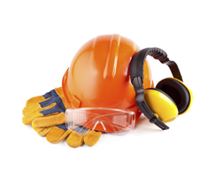 Personal Safety protection and Equipment