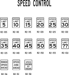 SPEED CONTROL-MAIN
